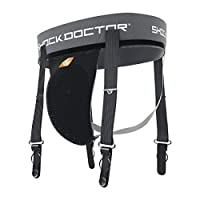 Shock Doctor Ultra Hockey Garter/Supporter with Cup Pocket
