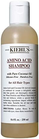 Kiehl's/氨基酸洗发水 8.4 盎司(约 238.1 克)8.4 盎司(约 238.1 克)洗发水 8.4 盎司(约 238.