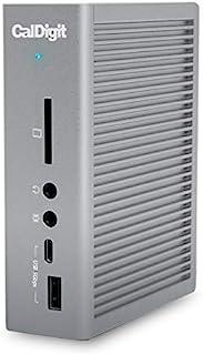 CalDigit TS3Plus-Space 扩展坞 集线器 灰色TS3Plus-EU-SG  0.7M