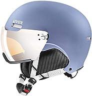 UVEX 优维斯 中性 - 成人,hlmt 500 visor 滑雪头盔
