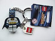 LEGO 蝙蝠侠钥匙扣:2012 设计