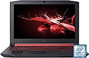 Acer 宏碁 Nitro 5 笔记本电脑 游戏本(AN515-52-7840) 39.6cm(15.6英寸哑光全高清IPS屏幕) (英特尔酷睿i7-8750H,8GB内存,1000GB硬盘,128GB固态硬盘,NVID