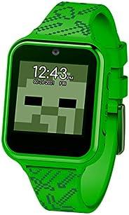Minecraft 触摸屏互动智能手表(型号:MIN4045AZ)