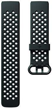 Fitbit 中性款 Charge 3 硅胶运动腕带