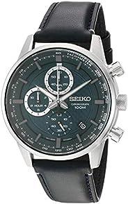 Seiko 正装手表 (型号: SSB333),白色
