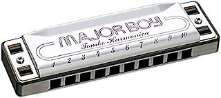 TOMBO通宝 10孔口琴 Major Boy1710B  1710B B