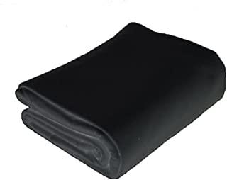 Liner Life 预切割游泳池衬垫,40.64 厘米 x 81.48 厘米长方形,黑色 - 由坚固耐用的聚酯Geotextile 材料制成,预裁完美贴合,LL1632RE,40.64 厘米 X 81.48 厘米