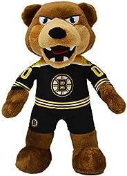 Bleacher Creatures Boston Bruins Blades 吉祥物 10 英寸毛绒公仔