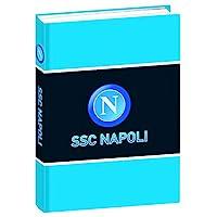 ssc napoli Diario 口袋12米 拿波利,11.5 厘米 X 15.9 厘米书包套装,16 厘米
