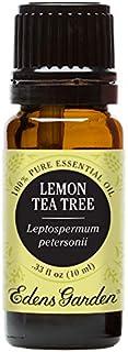 Edens Garden 柠檬茶树(* 纯净,未稀释*/*佳级)优质香薰精油 - 10 ml 茶树 10 ml