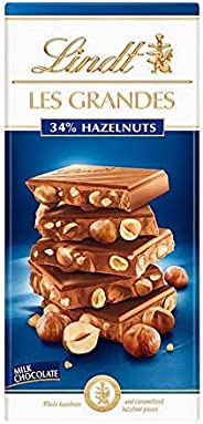 Lindt 瑞士蓮 榛子牛奶巧克力 150克 (13件裝)