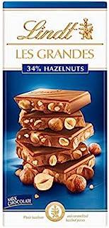 Lindt 瑞士莲 榛子牛奶巧克力 150克 (13件装)
