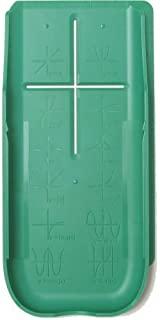 EZ 图形硬滑壳套,内置标尺,适用于 TI 84 Plus,TI 84 Plus C 银色版颜色,TI 89 钛图形 *
