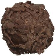 Valentino 牛奶巧克力朗姆酒松露 散裝 一盒 1公斤