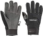 Marmot 土拨鼠 XT 手套,男式,防水透气 - 非常适合滑雪、骑自行车和攀岩