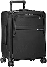 Briggs & Riley Baseline International Carry-On Expanadable Wide-Body Spinner 黑