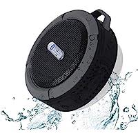 无线淋浴扬声器,无人机 Clone Xperts - Loudmouth 便携式蓝牙防水扬声器,带超高清声音,*更长的播…