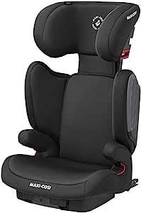 Maxi-Cosi 8767870110 Tanza 儿童汽车安全椅 带有Isofix接口 可随着宝宝成长加高 2/3汽车椅 适用于3.5-12岁儿童 建议身高100-150厘米 5.7kg,黑色