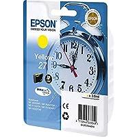 Epson Alarm Clock No.27 Series Standard Ink Cartridge - Yellow
