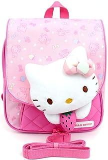 WINGHOUSE X Hello Kitty Berry 柔软可调节肩带单肩包 浅粉色