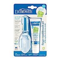 Dr Brown's 布朗博士 手指牙刷套装