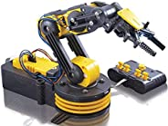 "Elenco Teach Tech ""机器人手臂线控"",机器人手臂套件,STEM儿童玩具,适合年龄在12+的人群"