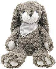 Wilberry - 经典 - 大号灰色兔子毛绒玩具