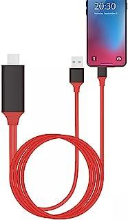 HDMI 到 DVI 电缆,JOVERS HDMI 到 DVI 适配器电缆 DVI-D 24+1 公头到 HDMI 公头高速适配器电缆