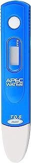 APEC Digital TDS 仪水质测试包带便携包,0 至 1999 ppm 测量范围,1 ppm 分辨率,2% 读数准确度