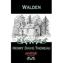 Walden (Coterie Classics) (English Edition)