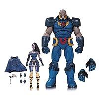 DC Collectibles Darkseid and Grail 可动公仔(2 只装)