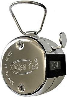 Digi 1st TC-04 手推计数器,数字节拍计数器手持机械数字点击计数器
