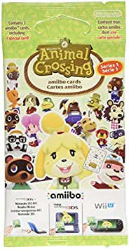 Nintendo 任天堂 动物之森:幸福之家设计师 amiibo卡片套装