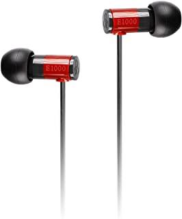 final E1000 入耳式耳机 (红色) FI-E1DPLRE