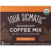 Four Sigma Foods Lion's Mane and Chaga 蘑菇咖啡,25公斤