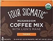 Four Sigma Foods Lion's Mane and Chaga 蘑菇咖啡,