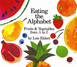 Eating the Alphabet: Fruits & Vegetables from A to Z (Voyager Books) (English Edition)
