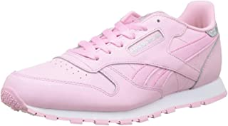 Reebok 女孩经典 Leather Pastel 运动鞋