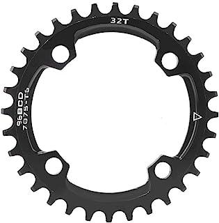 AYNEFY 自行车链环,96 BCD 自行车窄宽圆链环单链环适用于山地自行车32T 34T 36T
