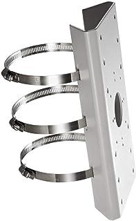 Hikvision 海康威视 Digital Technologyds-1275zj *摄像机支架和外壳 - 监控摄像机配件(安装用配件,室外用,银色,铝制,适用于以下型号:ds-2ce15 X XP(N)-vfir3,ds-2cc11 X X...