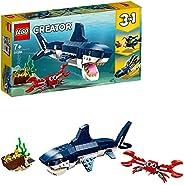 LEGO 乐高 Creator 31088 深海居民系列玩具