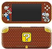 控制器装备正品和官方**马里奥 - 砖断路器 - Nintendo Switch Lite Skin - Nintendo Switch
