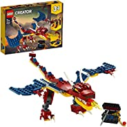 LEGO 乐高 创意系列 火龙31102