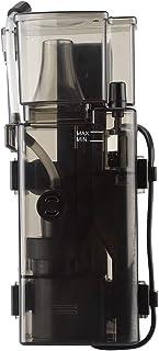 TOPINCN 水族箱蛋白质分离器 3.5W 可拆卸水族箱悬挂在蛋白质分离器低噪音泵海水过滤器内部水箱过滤器带吸盘