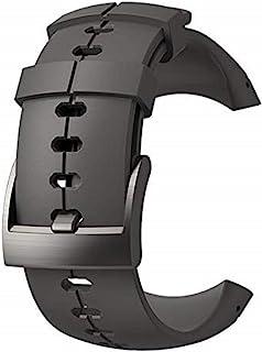 SUUNTO 原装表带,适用于所有 Spartan Ultra 手表,硅胶,长度:24.5 厘米,宽度:25 毫米,包含附件销