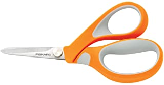 Fiskars 11 cm My First 挤压机剪刀 橙色 / 灰色 1.3 x 6.5 x 13.5 cm 1014650