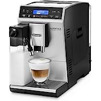 De'Longhi 德龙咖啡机Autentica ETAM 29.660.SB全自动咖啡机(数码显示,独立牛奶系统,可拆…
