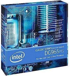G965 LGA775 Dc Max 8GB DDR2 1066MHZ Btx Gbe Dvi VGA Snd Viiv