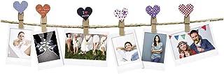 FujiFilm 夹式相机(10 件装)70100127833 Little Hearts multi-coloured