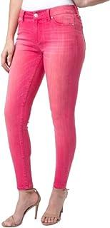 Celebrity Pink 青少年彩色紧身牛仔裤